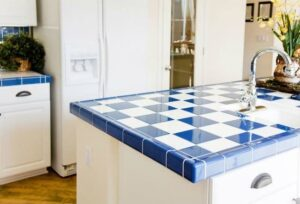 effect of oven cleaner on kitchen countertops
