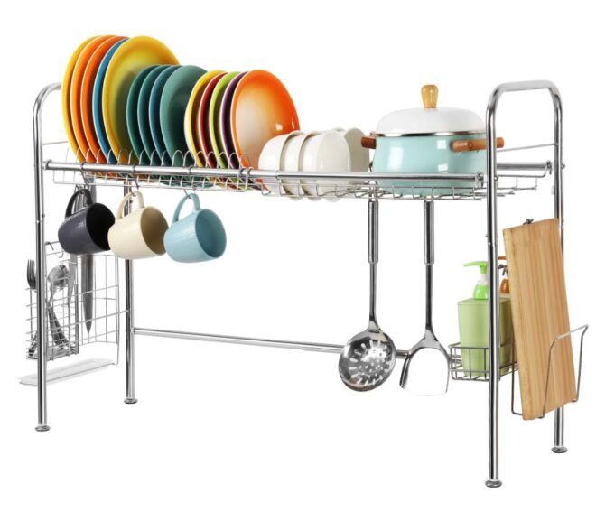 5 Best Selected Stainless Steel Dishwater Rack for 2021