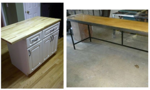 How To Make Recycled Glass Concrete Countertops